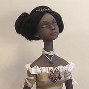 Куклы и игрушки ручной работы. Ярмарка Мастеров - ручная работа Мокка. Кофейный ветер Африки.. Handmade.