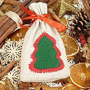 Мешочки для подарков ручной работы. Ярмарка Мастеров - ручная работа Подарочные мешочки. Handmade.