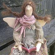 Куклы и игрушки ручной работы. Ярмарка Мастеров - ручная работа Муся для Татьяны. Феечка в стиле БОХО. Handmade.