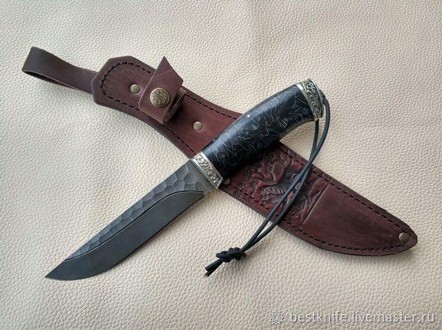 Knife Ghost, Knives, Pavlovo,  Фото №1