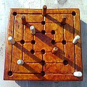 Субкультуры ручной работы. Ярмарка Мастеров - ручная работа 9 пляшущих мужчин-Алькерк настольная игра. Handmade.