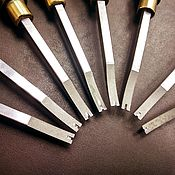 Инструменты для украшений ручной работы. Ярмарка Мастеров - ручная работа Торцбил (канавкорез) 1,2мм. Handmade.