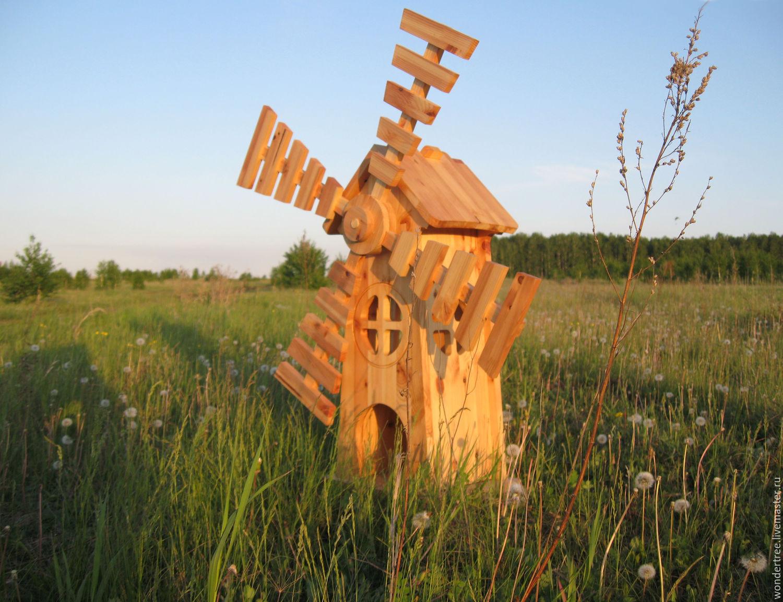 Мельница на огороде своими руками 80