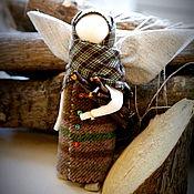 Куклы и игрушки ручной работы. Ярмарка Мастеров - ручная работа Ангел с дровишками. Handmade.