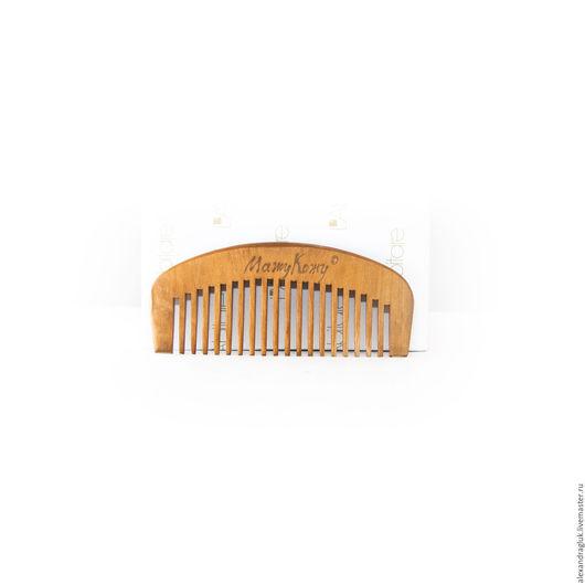 Гребень «Длинное крыло» с пропиткой. Цена: 175р. со скидкой! Серия для волос `Племя Ирокезов`