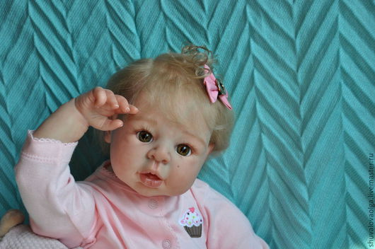 Куклы-младенцы и reborn ручной работы. Ярмарка Мастеров - ручная работа. Купить Кукла - реборн Маруся. Handmade. Кукла реборн