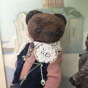 Куклы и игрушки ручной работы. Ярмарка Мастеров - ручная работа Мистер Брауни. Handmade.