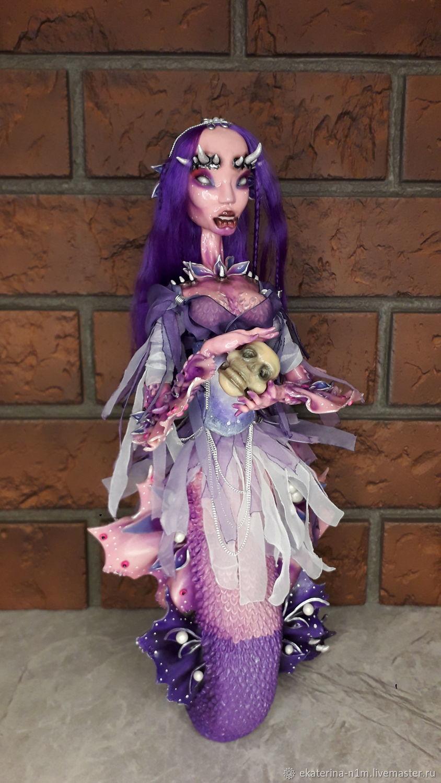 Нагиня Вината, интерьерная авторская кукла, Интерьерная кукла, Санкт-Петербург,  Фото №1