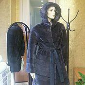 Одежда ручной работы. Ярмарка Мастеров - ручная работа Шубы из норки. Handmade.