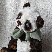 Куклы и игрушки ручной работы. Ярмарка Мастеров - ручная работа Мишка панда.Авторский мишка Тедди.Грэйси Лу,30 см. Handmade.