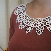 Аксессуары handmade. Livemaster - original item Collars: Gothic. Handmade.