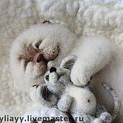"""Куклы и игрушки ручной работы. Ярмарка Мастеров - ручная работа """"Когда снятся сны..."""". Handmade."""