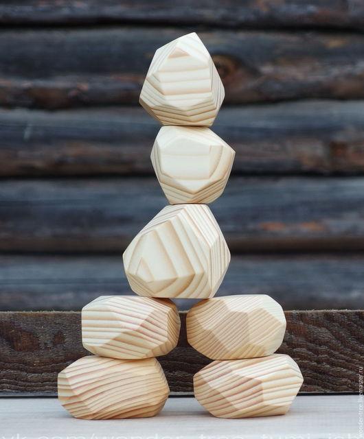 Развивающие игрушки ручной работы. Ярмарка Мастеров - ручная работа. Купить игра туми иши из ели. Handmade. Комбинированный, для детей