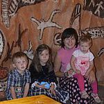 Расписная жирафа - Ярмарка Мастеров - ручная работа, handmade