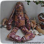 Куклы и игрушки ручной работы. Ярмарка Мастеров - ручная работа мягкая игрушка Тильда заяц. Handmade.