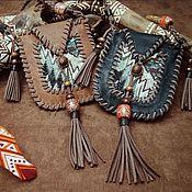 Сумки и аксессуары handmade. Livemaster - original item Hipster Bag, accessory decoration, Indian style. Handmade.