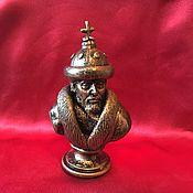 Для дома и интерьера handmade. Livemaster - original item Bust of Ivan Grozny. Handmade.