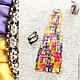 Для тех, кто ещё не понял как замечательно выглядят платья из этой ткани, публикуем снимок одного из возможных вариантов.