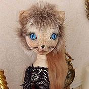 Куклы и игрушки ручной работы. Ярмарка Мастеров - ручная работа Принцесса сиамская. Handmade.