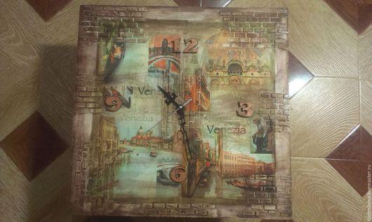 Часы `Мечты о Венеции`