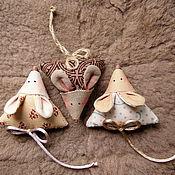 Куклы и игрушки ручной работы. Ярмарка Мастеров - ручная работа мышь текстильная. Handmade.