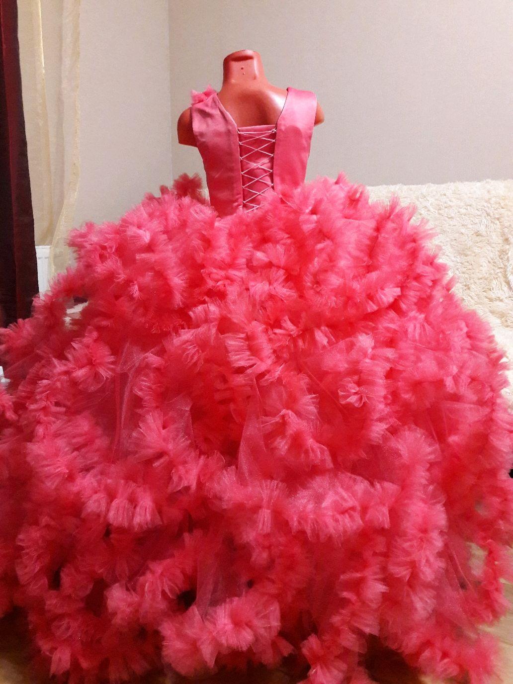 Одежда для девочек, ручной работы. Заказать Детское платье облако. Flower  Dresses by Valentina ... 5bbb44ab9a1
