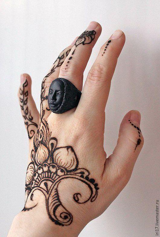 Кольца ручной работы. Ярмарка Мастеров - ручная работа. Купить Кольцо Black Matt Литое кольцо Черное кольцо Крупное кольцо. Handmade.