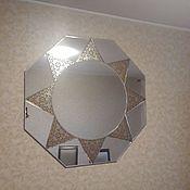 Для дома и интерьера ручной работы. Ярмарка Мастеров - ручная работа Зеркало, ручная работа. Handmade.
