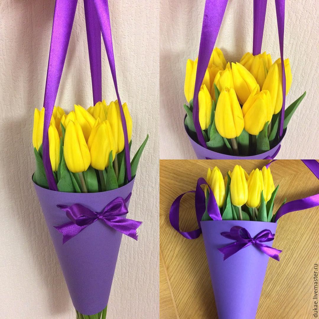 Купить упаковку для цветов в розницу