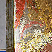 Для дома и интерьера ручной работы. Ярмарка Мастеров - ручная работа Золотое пламя. Handmade.