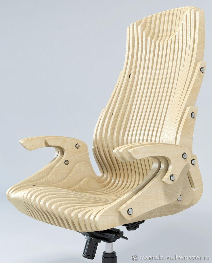 стулья и кресла из фанеры фото полете