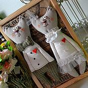 Куклы и игрушки ручной работы. Ярмарка Мастеров - ручная работа Подарок на свадьбу, юбилей. Handmade.