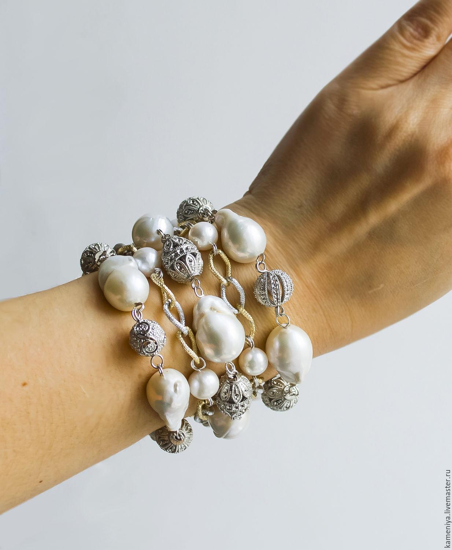 Жемчужный браслет во сне на руке