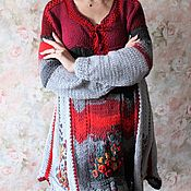 Одежда handmade. Livemaster - original item Dress-tunic