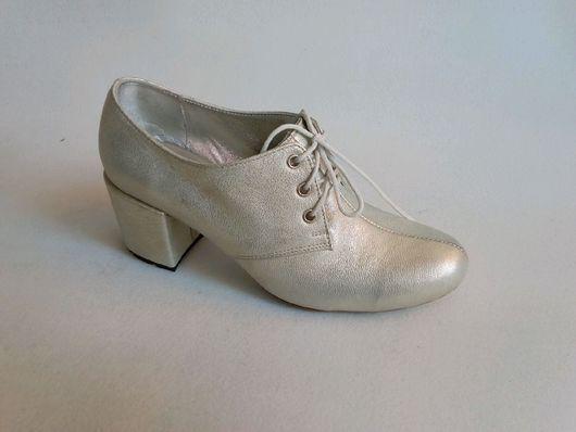 """Обувь ручной работы. Ярмарка Мастеров - ручная работа. Купить Ж.ботильон, модель """"Ботильон"""" 6 см.. Handmade."""