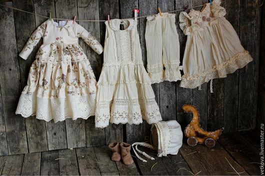Коллекционные куклы ручной работы. Ярмарка Мастеров - ручная работа. Купить интерьерная коллекционная текстильная кукла Маленькая птичница Амели. Handmade.