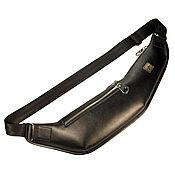 Сумки и аксессуары handmade. Livemaster - original item Leather shoulder bag Boleto. Handmade.