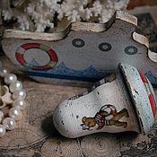 """Куклы и игрушки ручной работы. Ярмарка Мастеров - ручная работа Набор """"Морячок"""". Handmade."""
