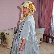 Одежда handmade. Livemaster - original item Set in a boho style(dress+skirt). Handmade.