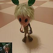 Мягкие игрушки ручной работы. Ярмарка Мастеров - ручная работа Леший малыш Кустик из мультфильма. Handmade.