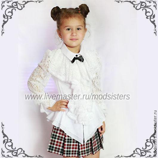 Одежда для девочек, ручной работы. Ярмарка Мастеров - ручная работа. Купить Школьная форма Арт.005. Handmade. Школьная форма