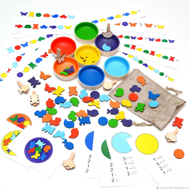 Развивающие игрушки ручной работы. Ярмарка Мастеров - ручная работа. Купить РАДУШКИ / hand made. Handmade. Для детей