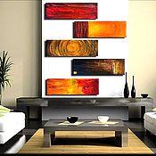 Картины и панно handmade. Livemaster - original item modular picture