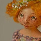Куклы и игрушки ручной работы. Ярмарка Мастеров - ручная работа любит...не любит.... Handmade.