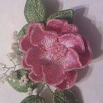 Цветы из шелка от Асель - Ярмарка Мастеров - ручная работа, handmade