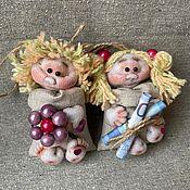 Кукольные домики ручной работы. Ярмарка Мастеров - ручная работа Домовята. Handmade.