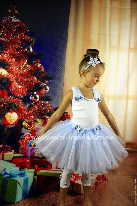 новогодние костюмы для детей пышные юбки для девочек костюм льдинки костюм снежинки танцевальные костюмы для детей карнавальные костюмы для детей