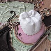 """Картины и панно ручной работы. Ярмарка Мастеров - ручная работа Картина из кожи """"Искусство стоматологии"""". Handmade."""