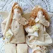 """Куклы и игрушки ручной работы. Ярмарка Мастеров - ручная работа Сонные ангелы """"Нежность"""". Handmade."""
