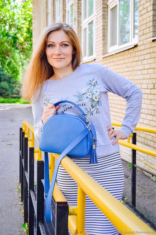 Кожаная сумка Lady, Классическая сумка, Санкт-Петербург,  Фото №1